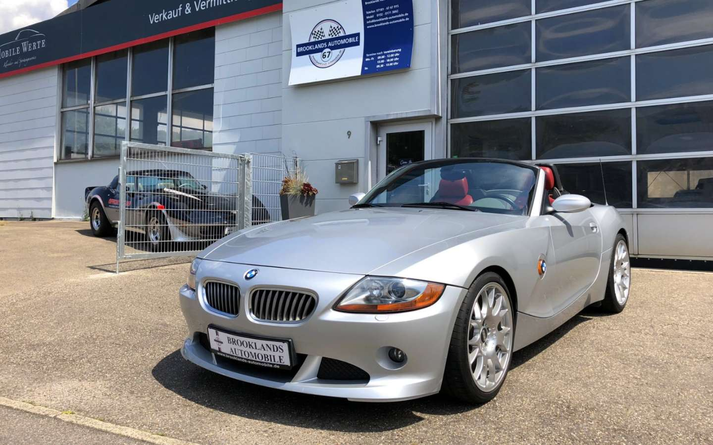 Bmw Z4 30 Brooklands Automobile